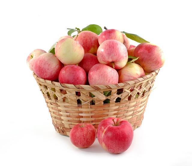Dlaczego zawsze nam tak bardzo smakują jabłka?