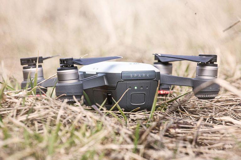 W jakim stanie są wasze ładowarki do dronów?